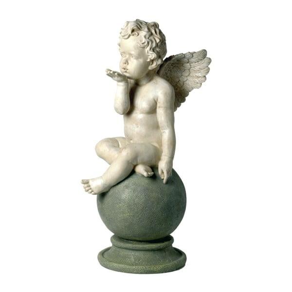 Dekorácia Angel II, 64 cm