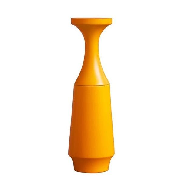 Mlynček na korenie Kiki Orange, 24.5 cm