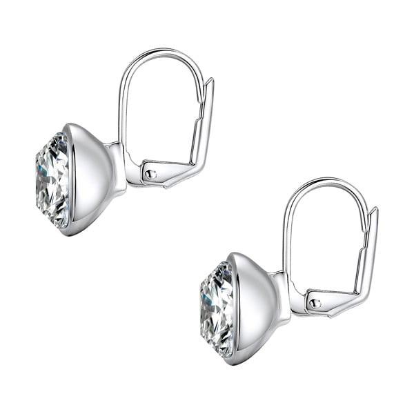 Náušnice so Swarovski Elements Glass Stone Crystal