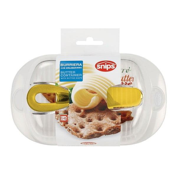 Dóza na maslo s nožom Snips Butter