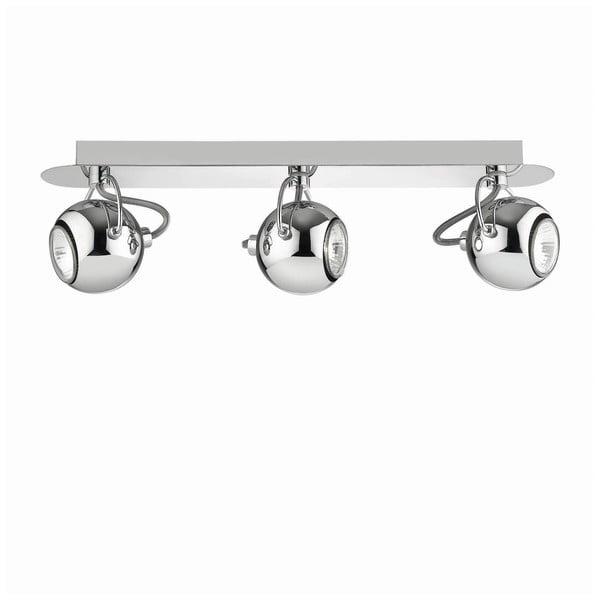 Nástenné/stropné svietidlo Evergreen Lights Triple Point Chrome