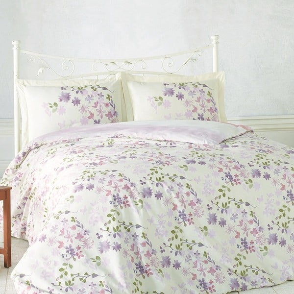 Obliečky s plachtou Marie Claire Jardin du Monde, 200x220 cm