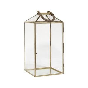 Lampáš Rope Brass, 50 cm