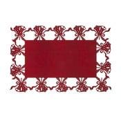 Červené prestieranie Clayre & Eef Christmas Soul, 45 x 30 cm