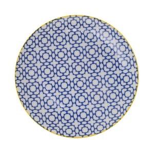 Porcelánový tanier Geometric No4, 16x2,1 cm