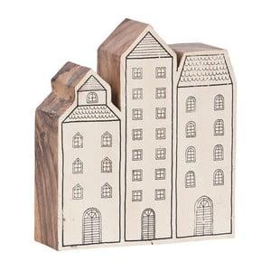 Drevené dekoratívne domčeky Vox Houses
