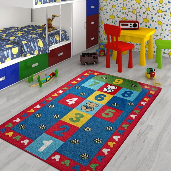 Detský koberec Sek Sek, 133x190 cm
