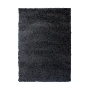 Tmavosivý koberec Flair Rugs Cariboo Charcoal, 120×170 cm