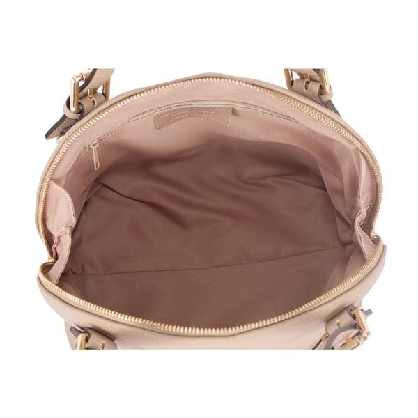 Kožená kabelka Andrea Cardone 2002 Beige