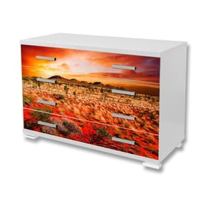Nalepovacia tapeta na nábytok Dimex Austrália, 125 x 85 cm