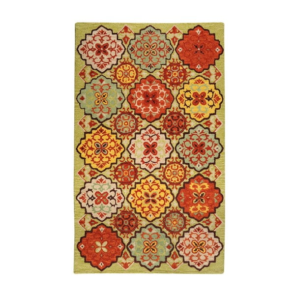 Vlnený koberec Lisboa Multi, 160x230 cm
