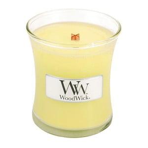 Vonná sviečka WoodWick v oválnej váze  Fresh
