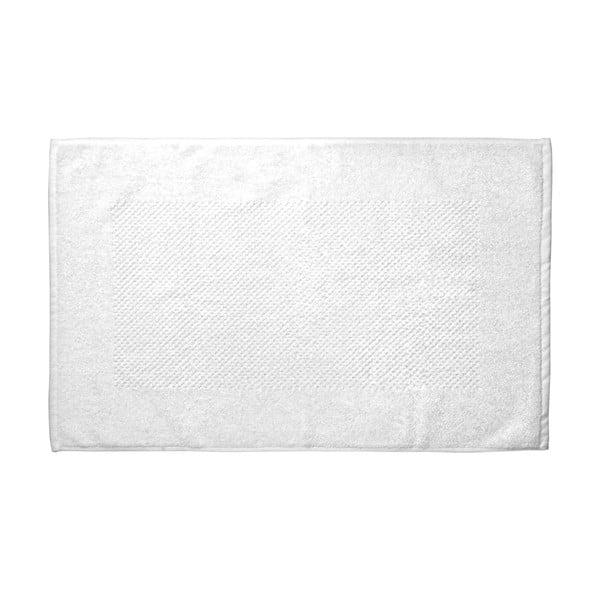 Biela kúpeľňová predložka Galzone 80x50 cm