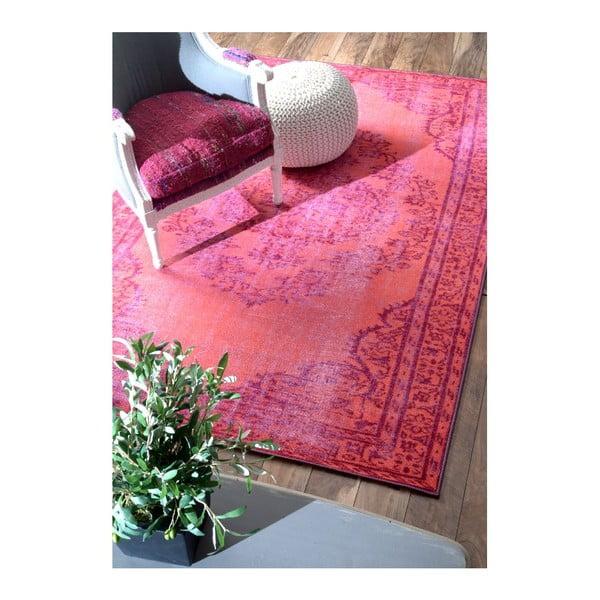 Koberec nuLOOM Comtessa Pink,165x248cm