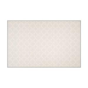 Sivý vinylový koberec Zala Living Sia, 195 × 120 cm