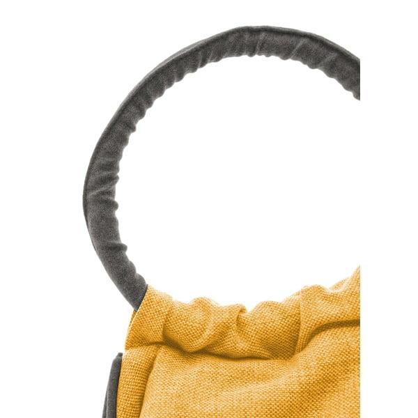 Sedací vak Vivonia Indoor Yellow/Grey