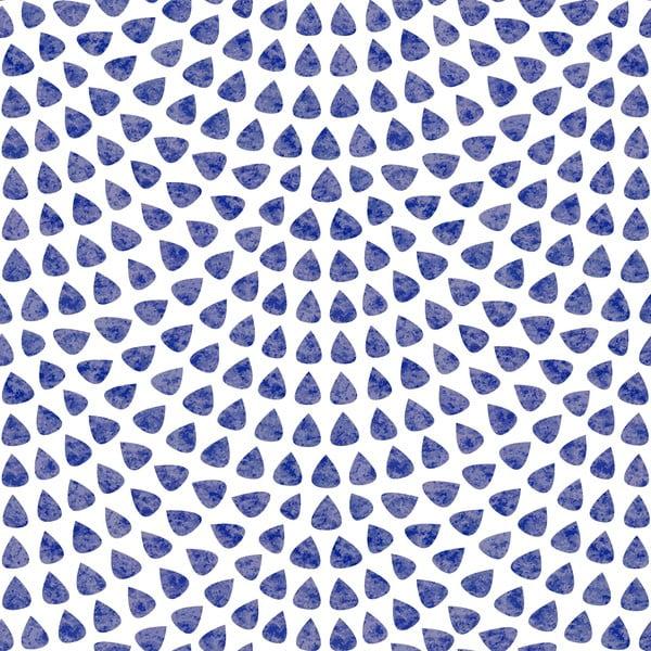 Obliečky Mosaico Azul, 240x220 cm