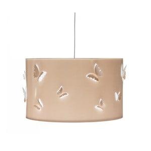 Krémové stropné svietidlo Creative Lightings Butterfly