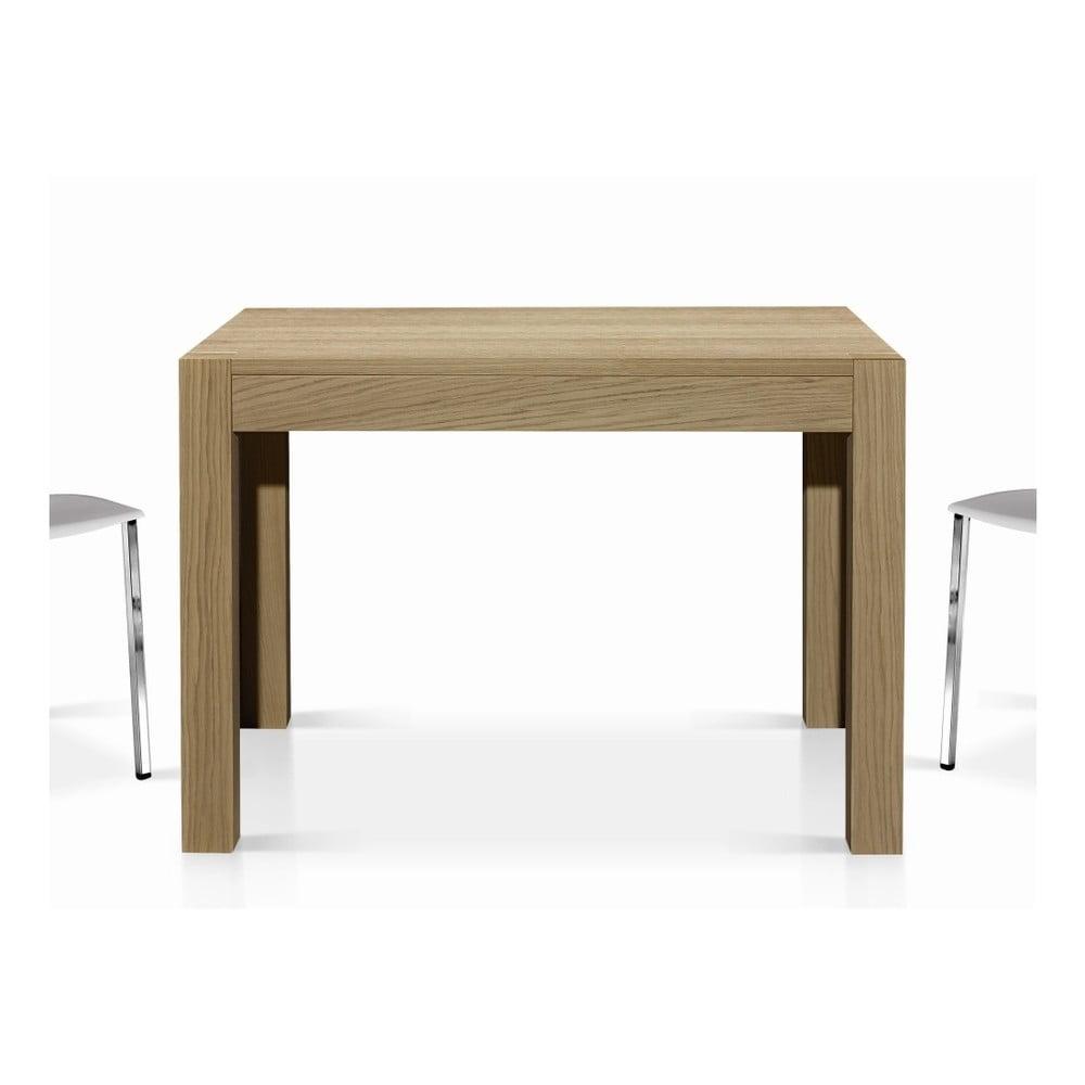 Drevený rozkladací jedálenský stôl Castagnetti Avolo, 110 cm
