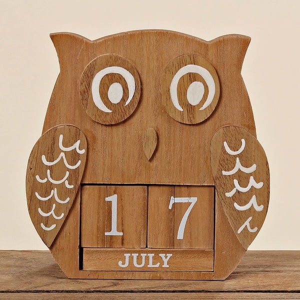 Kalendár Owl