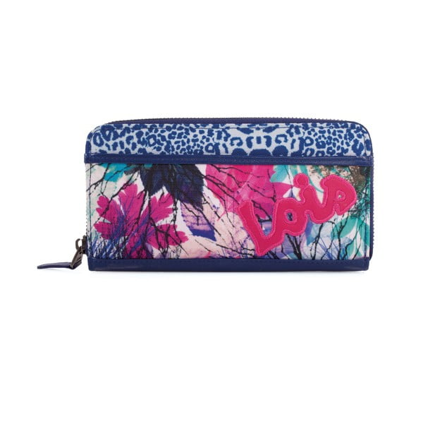 Peňaženka Lois Wallet Blue, 19x10 cm