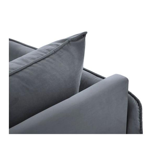 Sivá leňoška s podrúčkou na ľavej strane Cosmopolitan Design Vienna