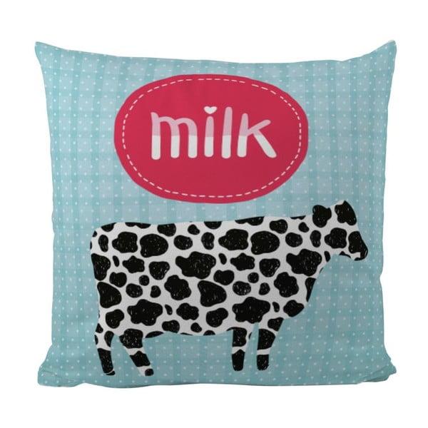 Vankúš I Love Milk, 50x50 cm