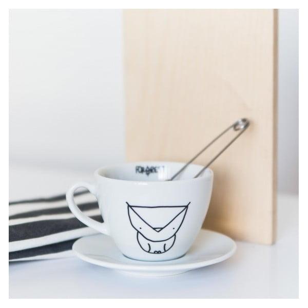 Hrnček na kávu Owl, 200 ml