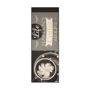 Sivý behúň Zala Living Cuisina, 67×180 cm