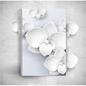Nástenný 3D obraz Mosticx Pure, 40×60 cm