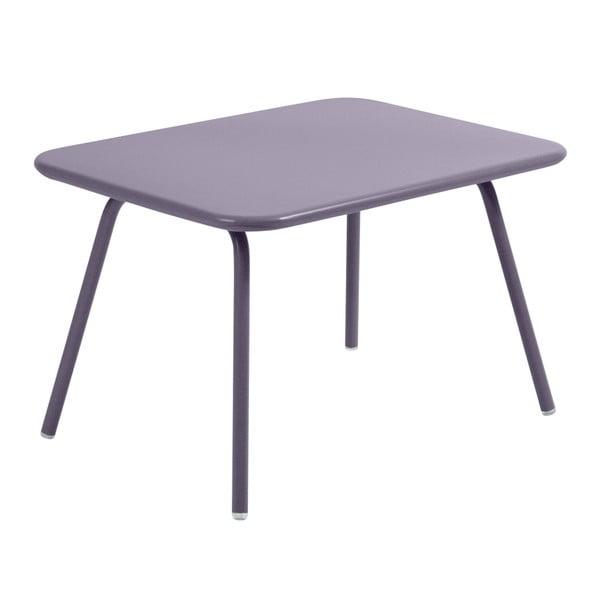 Lila detský stôl Fermob Luxembourg