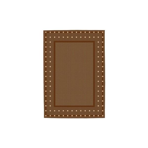 Koberec Apache 160x230 cm, kávovo hnedý