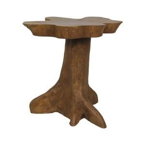 Stolička z teakového dreva HSM Collection Bintang