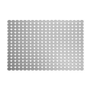Protišmyková podložka do drezu InterDesign Orbz, 30,5x40,5cm
