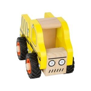Detský drevený stavebný voz Legler Vehicle