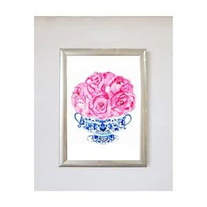 Obraz Piacenza Art Porcelain, 30 × 20 cm