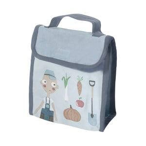 Textilná detská taška Sebra Farm Boy
