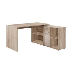 Rohový pracovný stôl 13Casa Boak