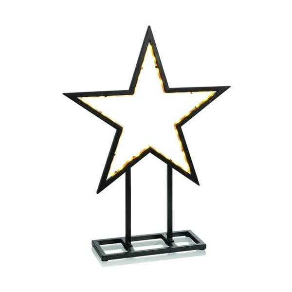 Svietiaca dekorácia Stolt Star, 61 cm