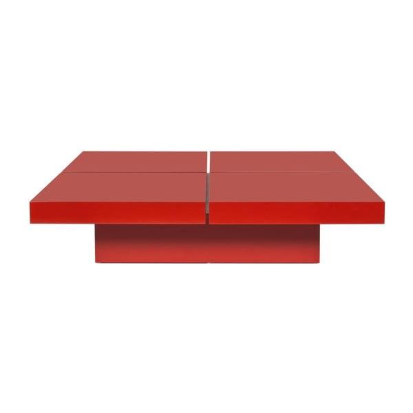 Konferenčný stolík Kyoto 4 Tops Red