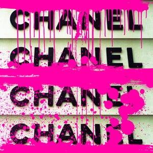 Obraz Couture Generation Pink, 30x30 cm