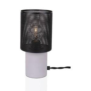 Čierna stolová lampa Globen Lighting Rumble