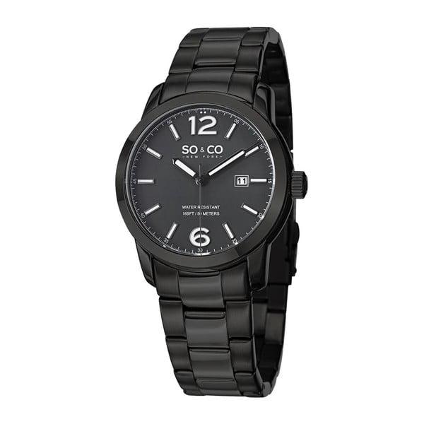 Pánske hodinky Madison Watch Black
