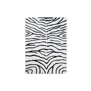 Koberec Zebra Black, 122 x 183 cm