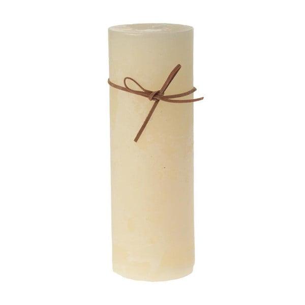Sviečka Cream, 7x20 cm