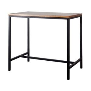 Barový/konzolový stolík s doskou z bukového dreva indhouse Belasco