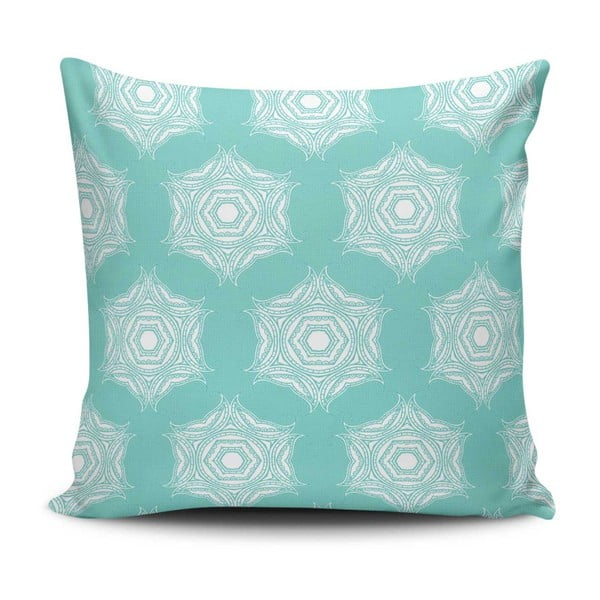 Vankúš s prímesou bavlny Cushion Love Asca, 45 × 45 cm
