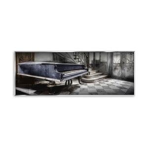 Obraz Styler Blue Piano, 126 x 51 cm