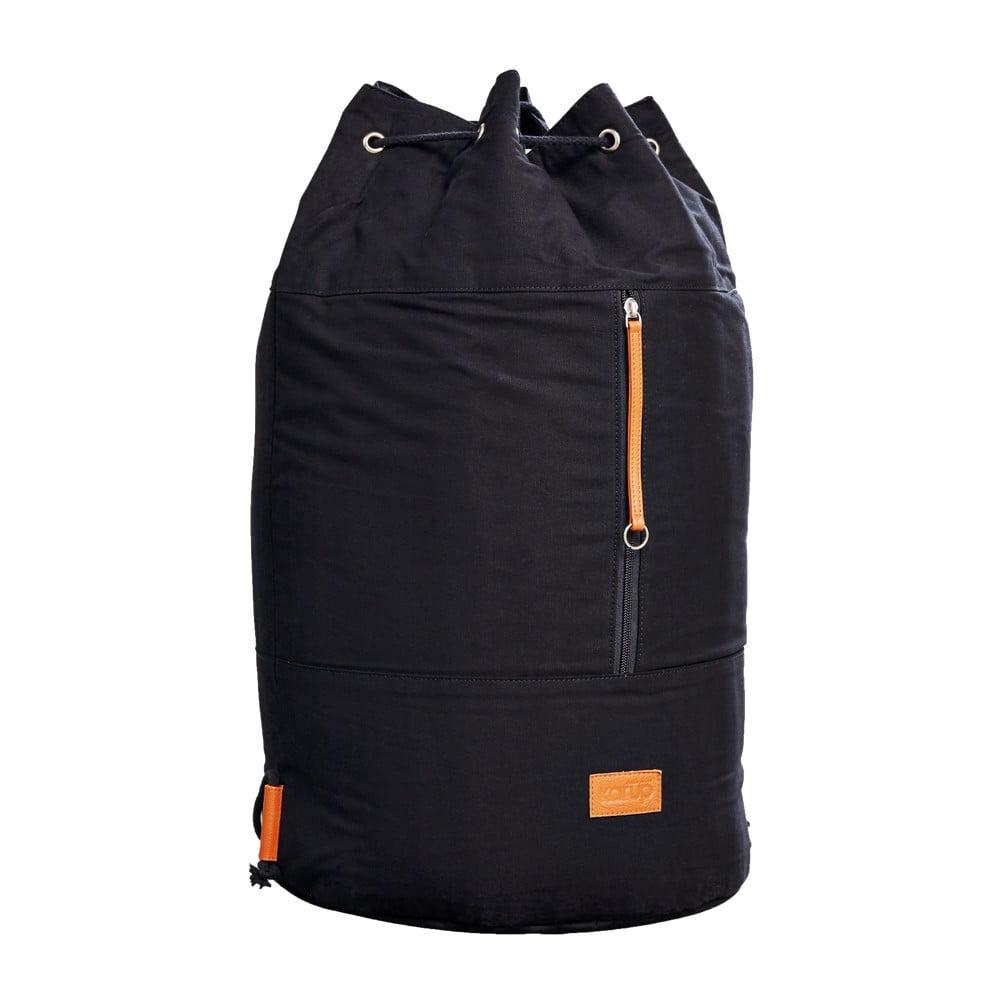Multifunkčný vak Karup Design Roadie Black/Black