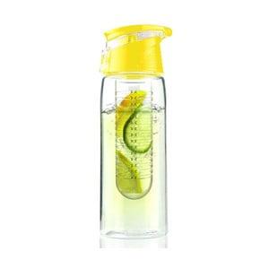 Fľaša Flavour It 2 Go, žltá